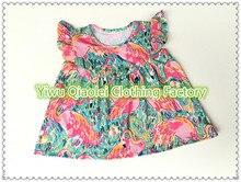 BBW clearance dress summer high quality cheap fancy girl dress
