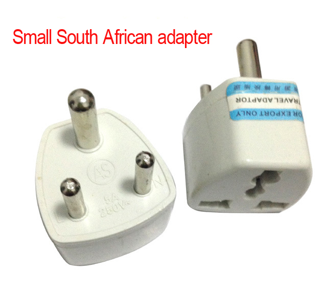 Small South Africa India Nepal Plug To Universal Socket Power Conversion Plug Adapter