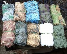 High Quality 2x3M Camouflage Net Army Shooting Hunting Netting Pretend Disruptive Pattern Avoiding Danger Jungle HW197