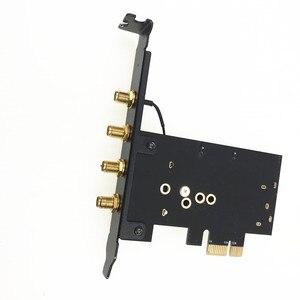 Image 2 - Broadcom BCM94360CD 1300Mbps Băng Tần Kép 802.11AC Để Bàn PCI E Không Dây Thẻ PC Wifi Bluetooth 4.0