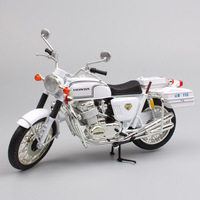 1:12 scale mini HONDA DREAM CB750 FOUR Motorcycle Die casting Model sport bike engine Replica superbike collection boys toy gold
