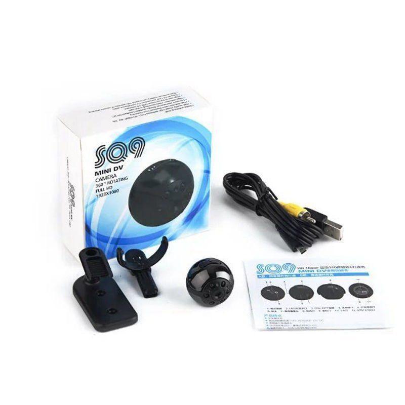 8G Card+SQ9 1080P Full HD Recorder Mini Camera Sports DV IR Night Vision DVR Camcorder8G Card+SQ9 1080P Full HD Recorder Mini Camera Sports DV IR Night Vision DVR Camcorder