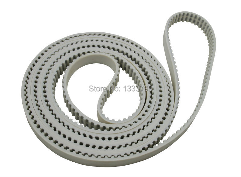 Best quality high precision 30mm width T5 20meters length PU material timing belt with stainless steel cord t10 steel cord pu timing belt