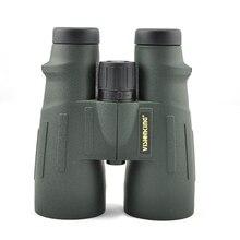 Visionking Prismaticos de 12x56 BAK 4 para caza al aire libre, binoculares revestidos totalmente multifuncionales, impermeables, a prueba de niebla