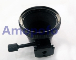 HB-NEX Lens Adapter with tripod socket for Hasselblad Lens to SonyE NEX E Mount Camera