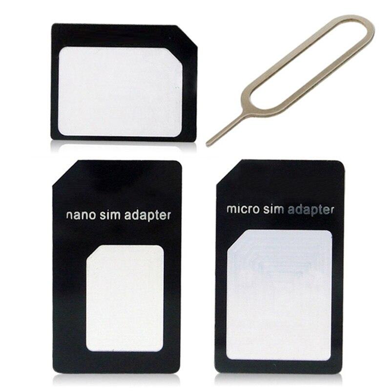 5 in 1 Card Adapter For Meizu M5 Mini Pro 6 6S u10 u20 M3S Meilan M3S Nano Micro Standard Sim Card Adapter abrasive Bar Card Pin