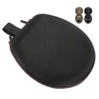 High quality Hard Carrying Case EVA Shockproof Portable Storage Box For Sennheiser MOMENTUM Headset Headphones Black