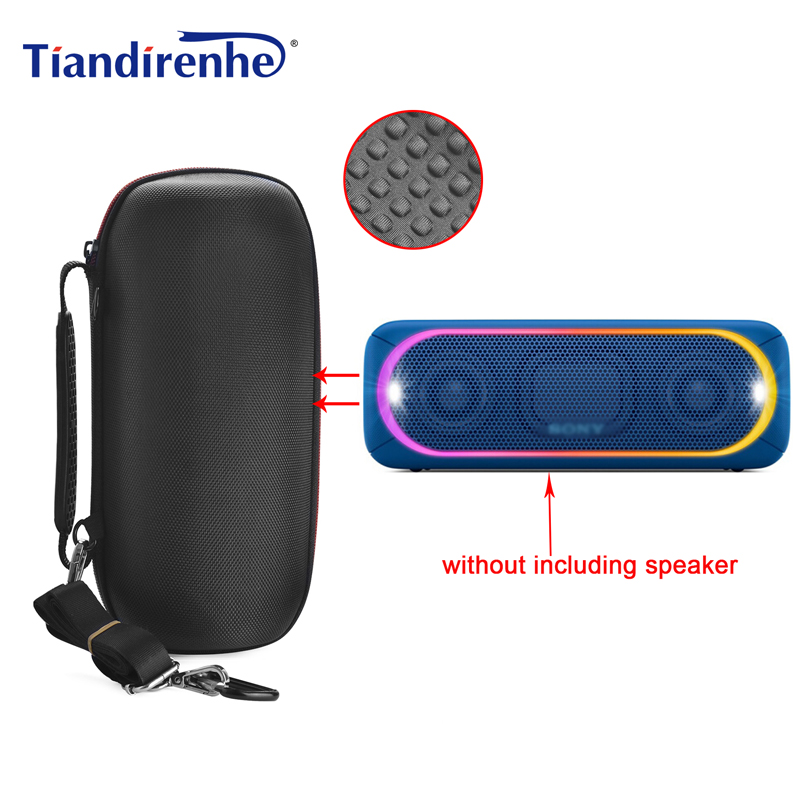 Protable Carrying Cover Pouch For SONY SRS-XB30 SRS XB30 XB31 Bluetooth Speaker Bag Outdoor Sports Box Storage Carry Case