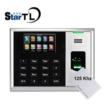 ZK S30 Biometric Fingerprint Time Attendance With 125khz rfid Reader Employee Electronic Attendance