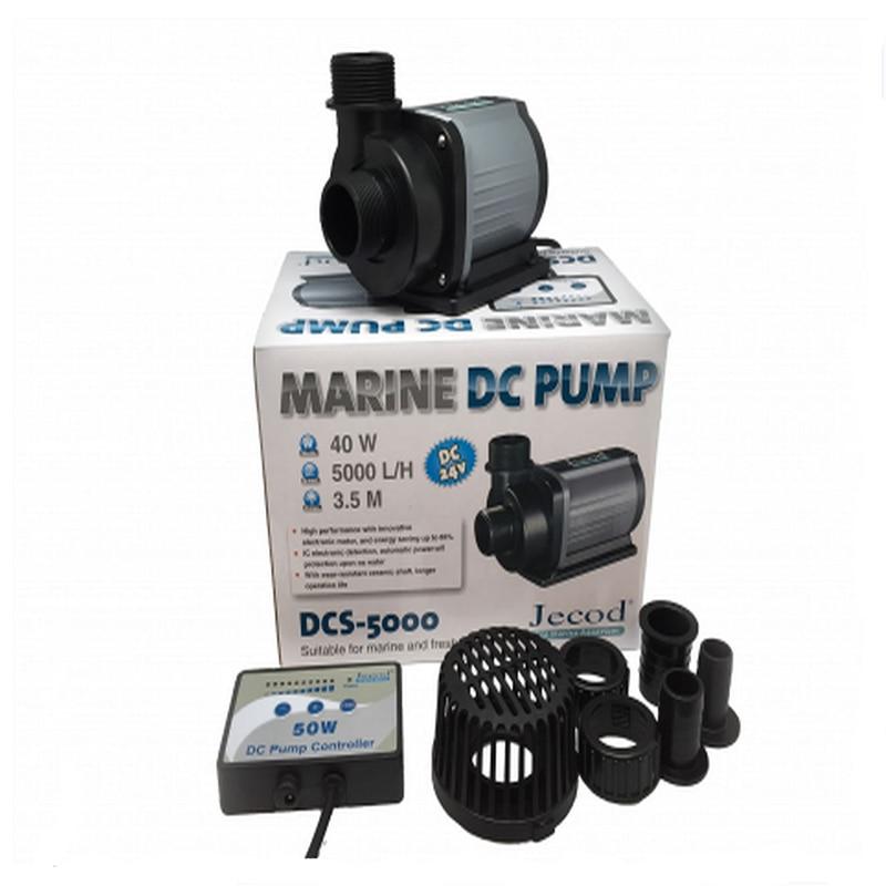 5000l/h Jecod/Jebao DCS-5000 Contrôlable DC Retour Pompe pompe à eau submersible À Débit Variable pour Marine Récif aquarium d'aquarium