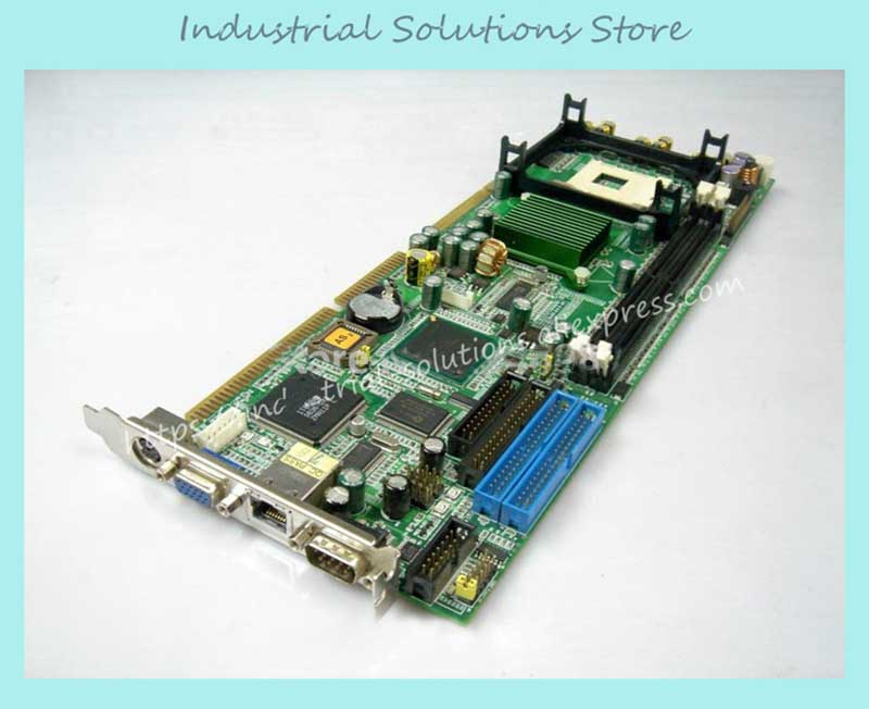 IPC Board Ppa Industrial Motherboard IP-4GVP23 Belt Ethernet Port full Length CPU Card 100% tested perfect quality цены онлайн