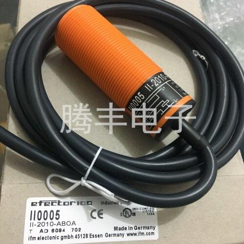 II0005 II0006 II0036 II0087 II0094 II0095 II0096  IFM Proximity Switch Sensor New High-Quality Warranty For One YearII0005 II0006 II0036 II0087 II0094 II0095 II0096  IFM Proximity Switch Sensor New High-Quality Warranty For One Year