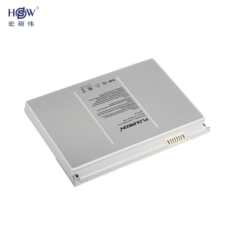 Prix pour 6600 mAh Portable Batterie A1189 Pour Apple MacBook Pro 17 Pouce MA092T MA897X/Un MA611B A1151 A1212 A1229 A1261 bateria akku