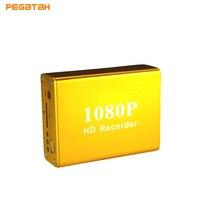 New 1080P Mini AHD TVI Video Recorder DVR 720P Real time CCTV DVR Support SD Card 128GB 5V 30V Power Supply IR Remote control