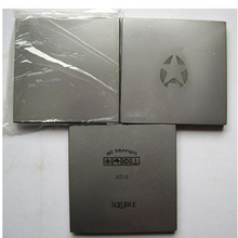 pad printing cliche  pad printing steel plate with design