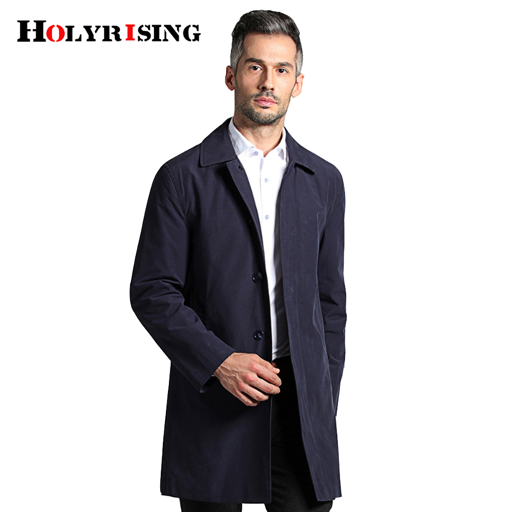 Men Vintage Outwear Overcoat Original Lambskin Leather Leather Honey Treated Men/'s Gray Long Coat