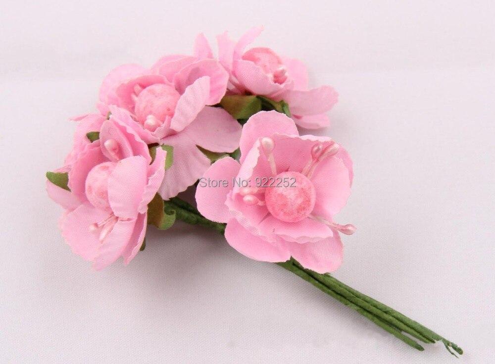Aliexpress.com : Buy Mini Artificial Silk Flower Bouquet
