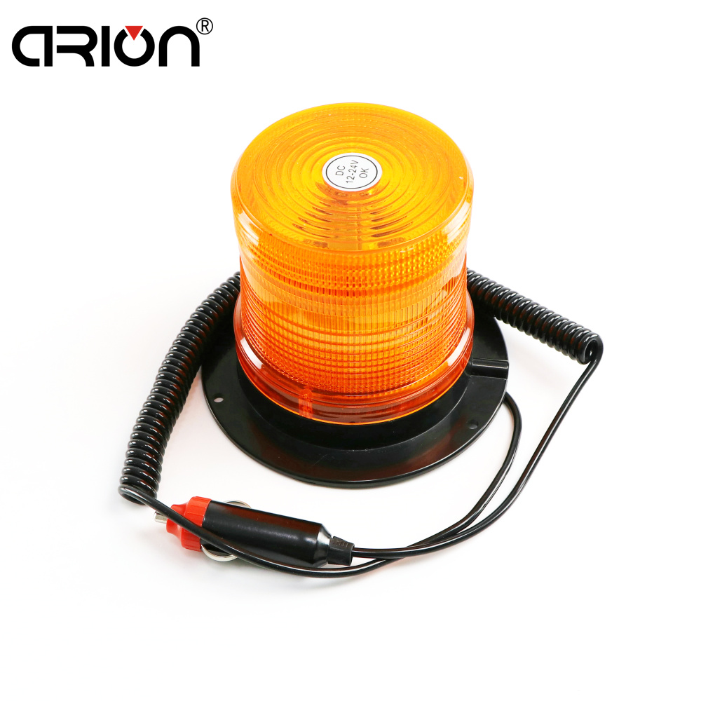 Safety Light Fixtures : Cirion smd led magnetic mounted beacon safety warning