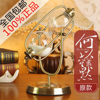 Creative rotation time retro hourglass Decoration 30 minutes time timer birthday gift to send men and women friends girlfriends