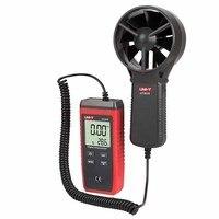 UNI T UT363S Digital Portátil Anemômetro Medidor de Velocidade Do Vento Volume Air Medição 30 m/s LCD tacômetro Eletrônico com Luz de Fundo|Instrumentos de medição de velocidade| |  -