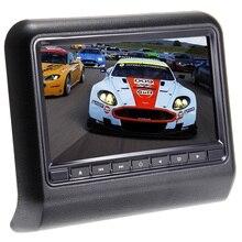 АВТО 9 «HD Цифровой ЖК-Экран DVD Подголовник Автомобиля Монитор черный