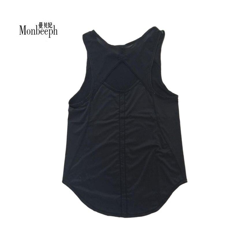 2018 nueva mujer verano camiseta sin mangas estilo de la moda de malla elástica t-shirt Mujer talla XS S M L XL