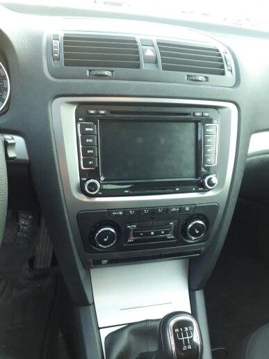 Image 5 - 2 Din радио фасции для Skoda Octavia аудио стерео монтажная панель установка тире комплект отделка рамка адаптер-in Панели from Автомобили и мотоциклы