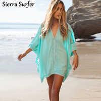 Kaftan Beach Wear Swimwear Women Bathing Suit Cover Ups Tunics For Beach Robe De Plage Saidas De Praia Serviette De Plage 2019