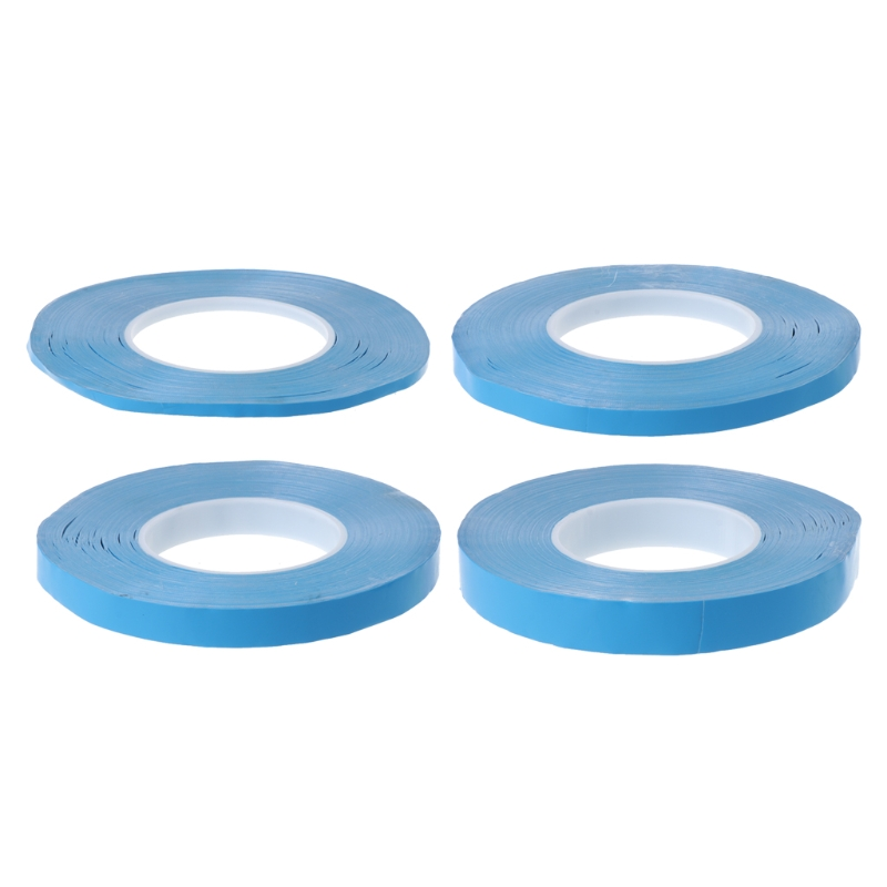 1PC 50M Double Sided Thermal Conductive Adhesive Tape for Chip PCB LED Heatsink