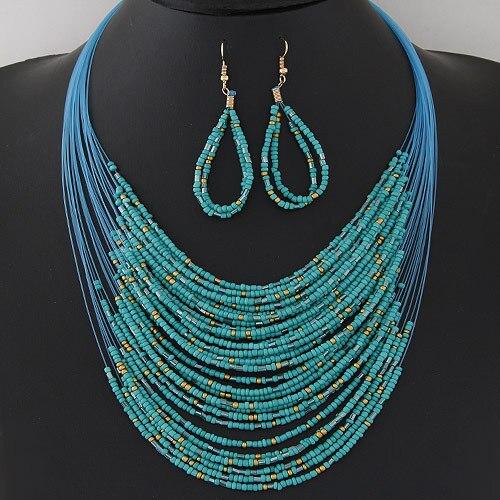 DIEZI African Beads Jewelry...