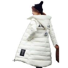 New 6 Color parkas for women winter parka women jackets Plus size thick padded winter jacket women manteau femme M – 3XL YT191