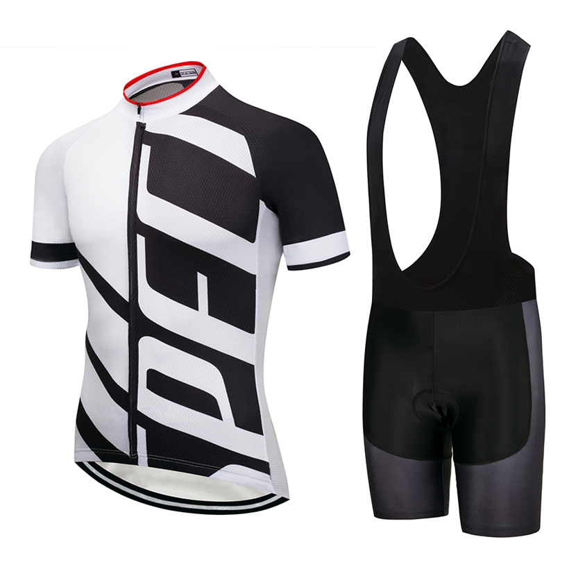2018 TEAM Cycling PRO jersey gel pad bike shorts ropa ciclismo mens summer Tour BICYCLING Maillot Culotte clothing set
