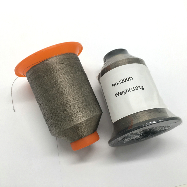 Conductive Sewing Yarn Thread For Touch Screen GlovesConductive Sewing Yarn Thread For Touch Screen Gloves