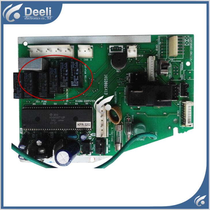 все цены на 95% new good working for air conditioning computer board 1KGD00641 PC control board on sale онлайн