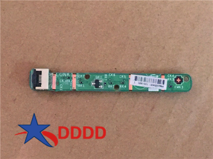 Original FOR <font><b>MSI</b></font> GT70 <font><b>LED</b></font> BOARD MS-1762 MS-1762I fully tested AND working perfect