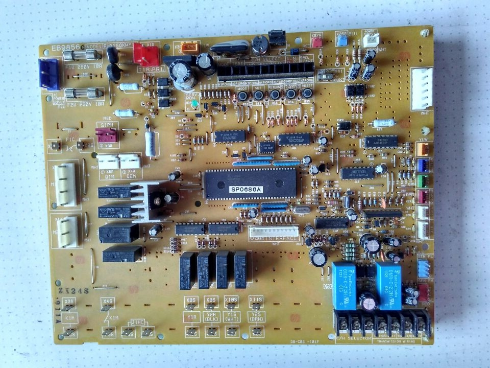 EB9856C EB9856 C RHY250KMY1L Good Working Tested