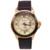 Venda quente Japonês movimento genuína mulheres de couro alça de pulso auto data luxo curren 8124 relógio dos homens
