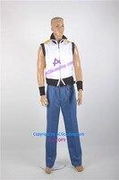 Kingdom Hearts Dream Drop Distance Riku Cosplay costume