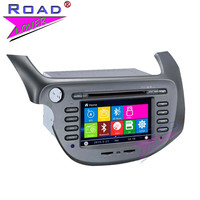 TOPNAVI Wince 6 0 Double Din 7inch Car Media Center DVD Auto Player For Honda Fit