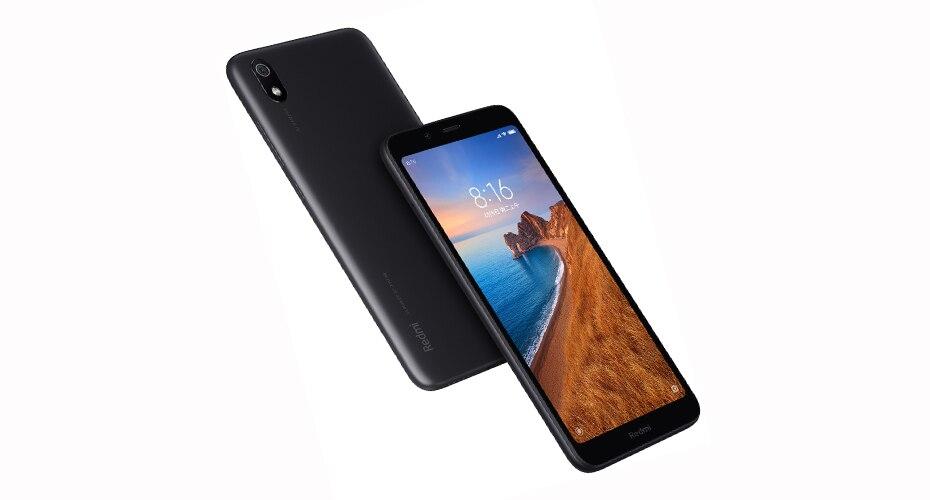 """HTB1Hq4aaUGF3KVjSZFmq6zqPXXa7 Global Version Xiaomi Redmi 7A MI Celular 2GB 16GB Smartphone Snapdargon 439 Octa Core 4000mAh AI Face Unlock 5.45"""" 13MP Camera"""