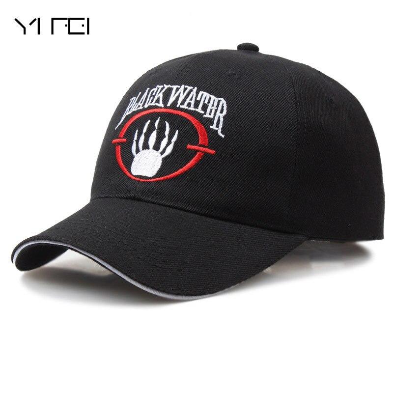 2018 New Arrivals Blackwater Tactical   Cap   Mens   Baseball     Cap   Brand Snapback Hat US Army   Cap   Navy Seal Black Water