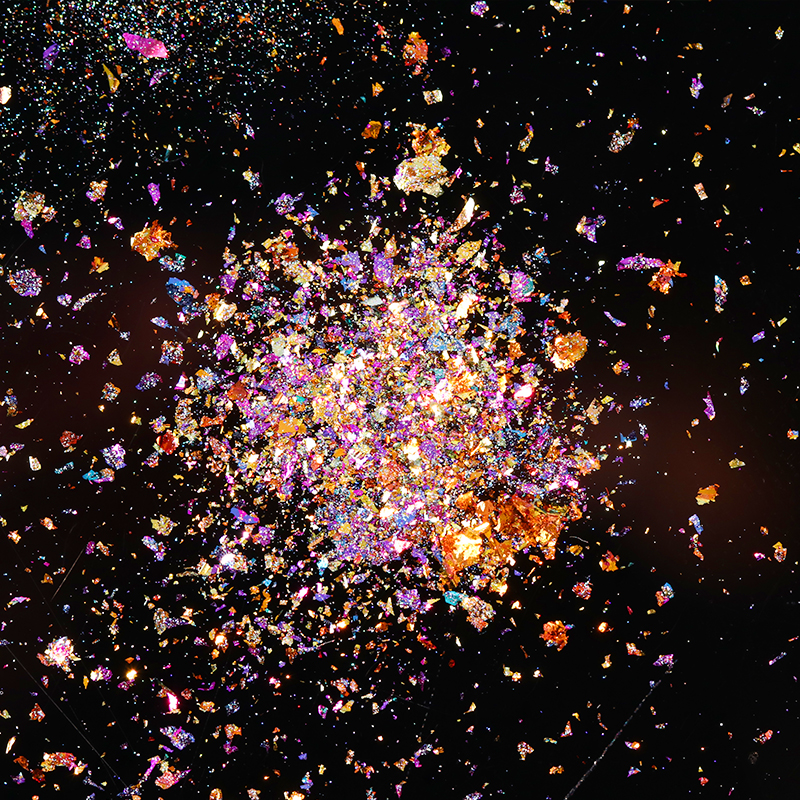 BORN PRETTY Holographic Nail Glitter Хамелеон Опасы 0.2g - Маникюр - фото 2