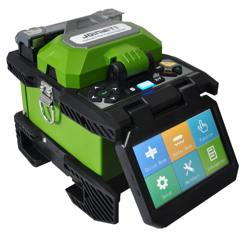 JW4106S цифровой оптоволокно FTTH Сращивание автоматический интеллектуальный многоязычный Сплайсер-in Оптоволоконное оборудование from Мобильные телефоны и телекоммуникации