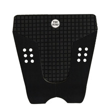 Traction Pad surf tail pad surf grip deck surf white/ black New Design hot sale Straight square skid resistance surf
