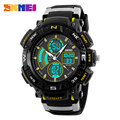 SKMEI Fashion Men Watch Waterproof Sports Military Watches LED Men's Luxury Analog Quartz Digital Watch relogio masculino