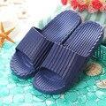 2017 Крытый Домашние Тапочки Скольжения Ванной Тапочки Мужская Обувь Chinelos Sapato Feminino Masculino Pantuflas Главная Обувь Zapatillas Mujer