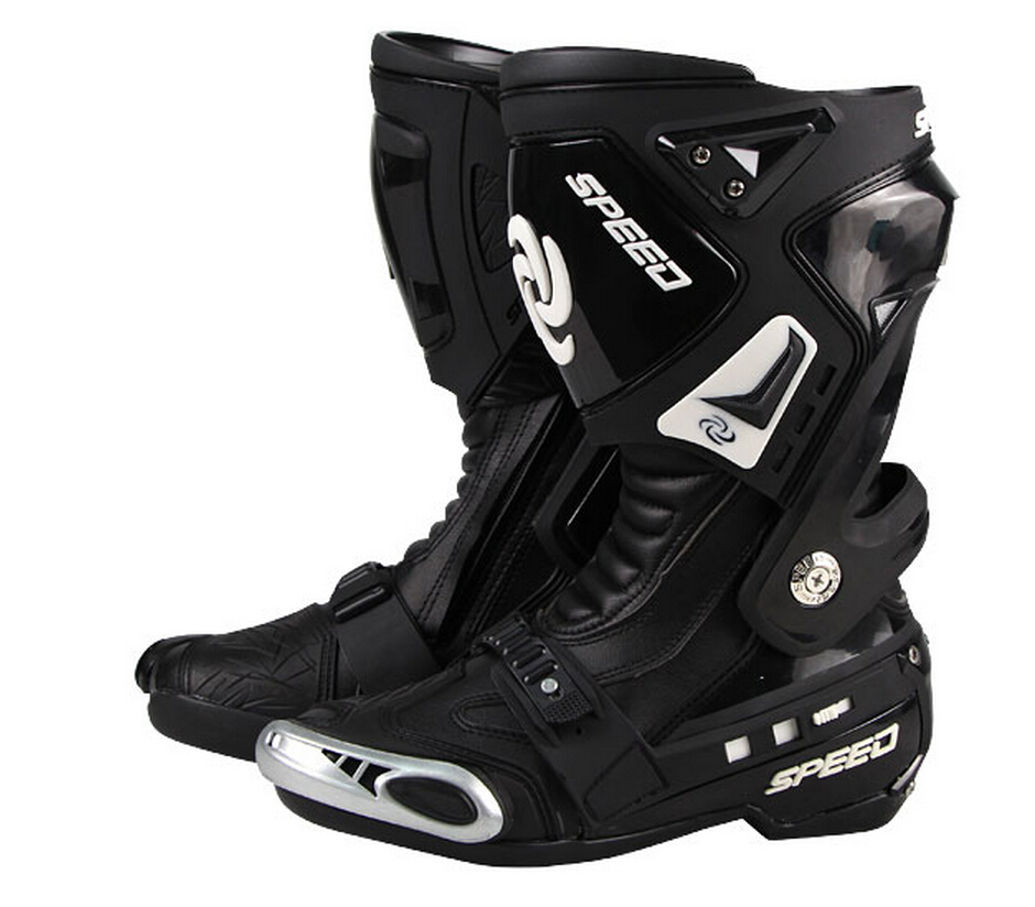 Shoes Road motorcycle boots racing boots male knight riding boots slip racing shoes Sneakers