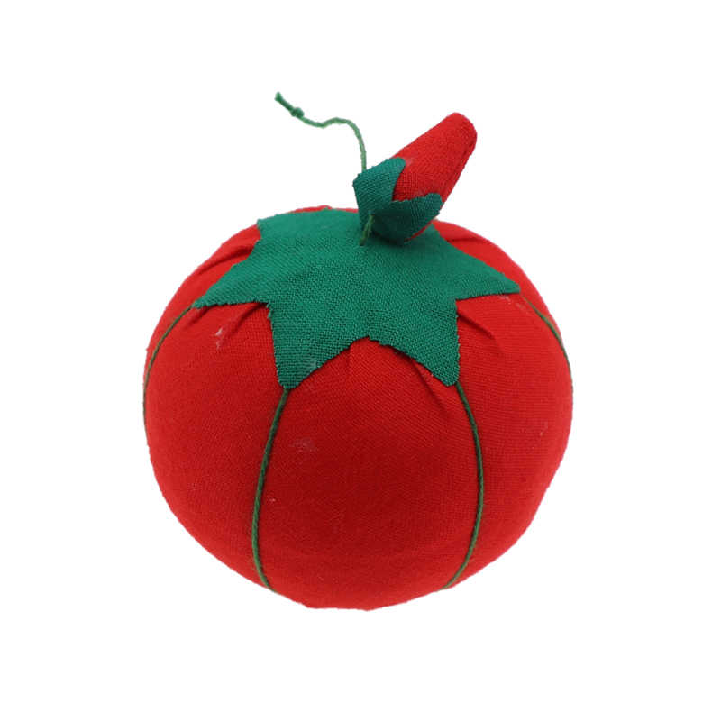 Craft Design Red tomatoes Needle Pin Cushion Holder Sewing Kit Pincushions