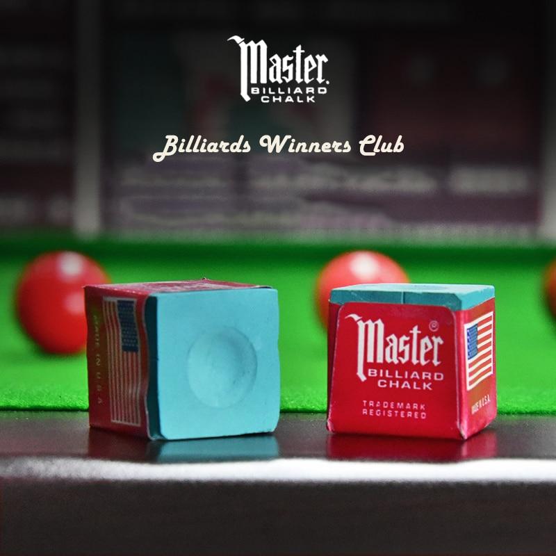 Original American ELK MASTER DEER Chalk ELK Pool Cue Tip Chalk Snooker Cue Black 8 Green Red Blue Chalk Professional Chalk