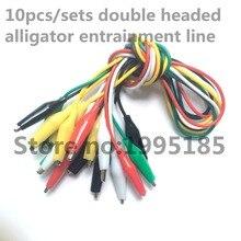Двухцокольные тестирование номер крокодил провод длина линии провода кабель см мм